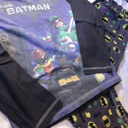 7-8 Year Batman Lego Pyjamas
